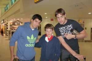 Daniel Meets The Boys